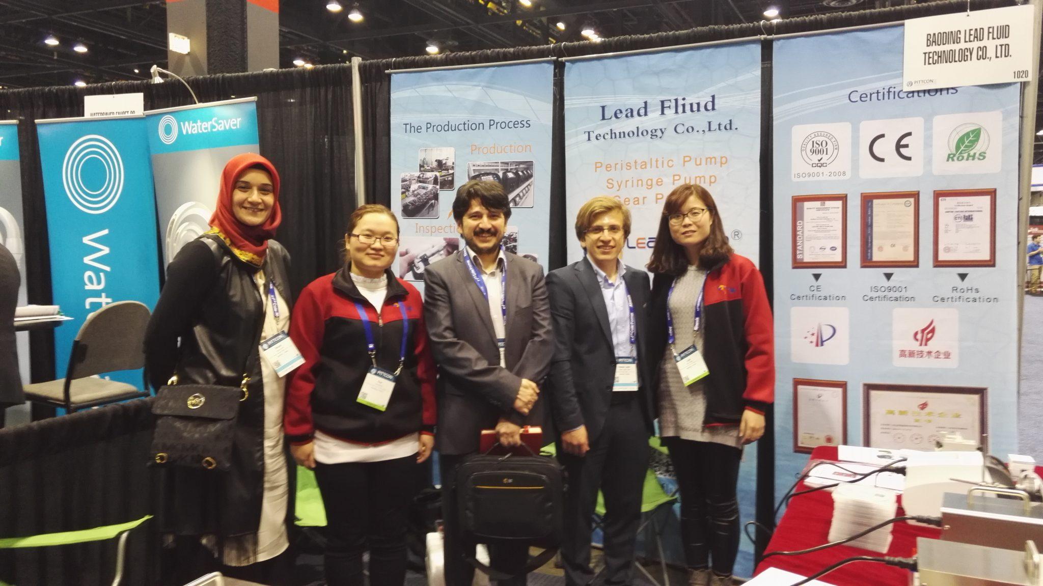 Lead Fluid - SCI PITTCON 2017 Meeting